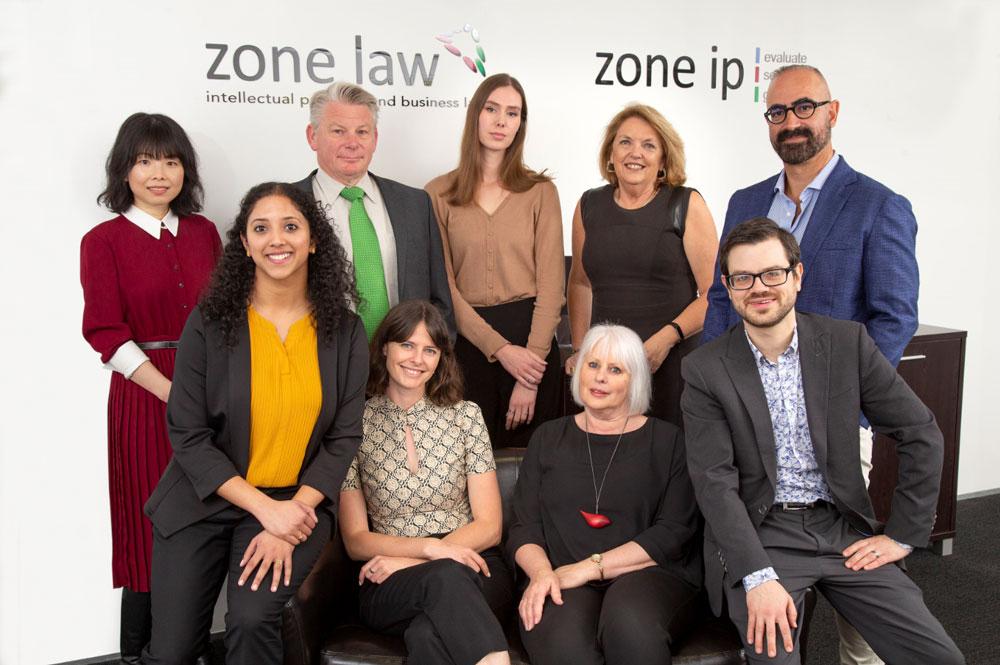 Zone Team Photo